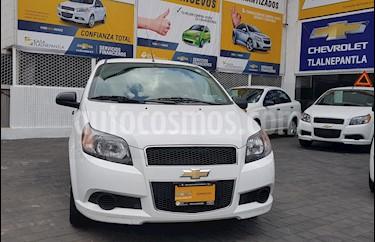 Foto venta Auto Seminuevo Chevrolet Aveo LS Aut (2017) color Blanco precio $148,900