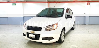 Foto venta Auto Seminuevo Chevrolet Aveo LS Aut (2014) color Blanco precio $125,000