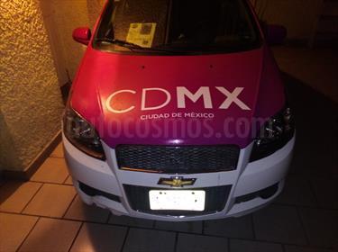 Foto venta Auto usado Chevrolet Aveo LS (2014) color Rosa Lady precio $180,000