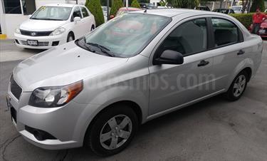 Foto venta Auto Seminuevo Chevrolet Aveo LS (2013) color Plata Brillante precio $75,000