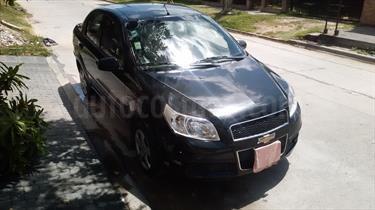 Foto venta Auto usado Chevrolet Aveo LS (2012) color Negro Metalizado precio $150.000