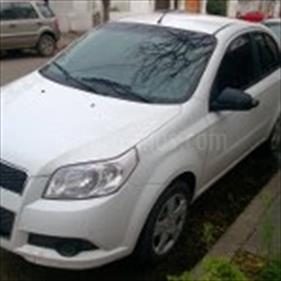 Foto venta Auto Usado Chevrolet Aveo LS (2012) color Blanco precio $140.000