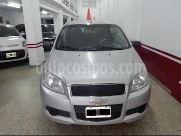 Foto venta Auto Usado Chevrolet Aveo LS (2014) color Gris Claro precio $210.000