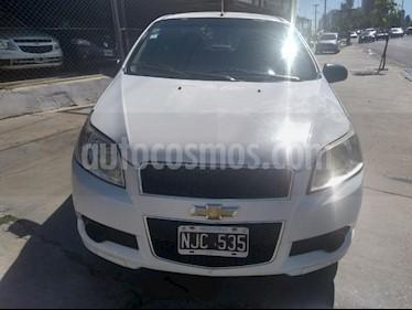 Foto venta Auto Usado Chevrolet Aveo LS (2014) color Blanco precio $225.000