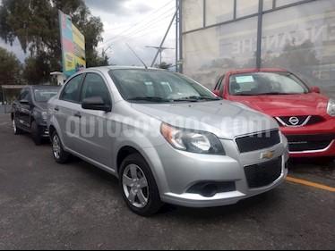 Foto venta Auto Seminuevo Chevrolet Aveo LS (2016) color Plata Brillante precio $140,000