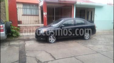 Foto venta Auto usado Chevrolet Aveo LS (2013) color Negro precio $95,000