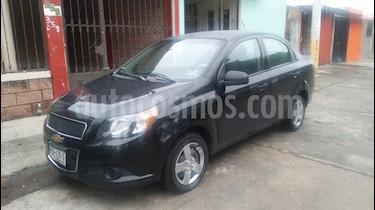 Foto Chevrolet Aveo LS usado (2013) color Negro precio $95,000