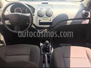 Foto venta Auto Usado Chevrolet Aveo LS (2016) color Plata Brillante precio $135,000