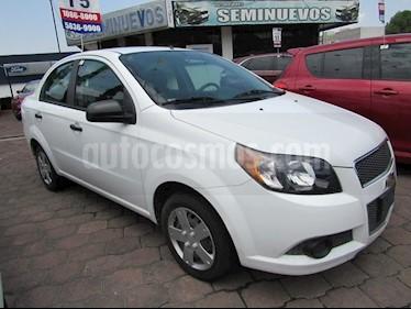 Foto venta Auto Seminuevo Chevrolet Aveo LS (2015) color Blanco precio $125,000