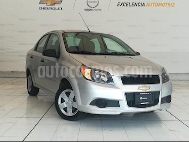 Foto venta Auto Seminuevo Chevrolet Aveo LS (2016) color Plata precio $145,000