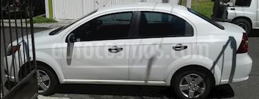 Foto venta Auto usado Chevrolet Aveo LS (2015) color Blanco precio $122,500