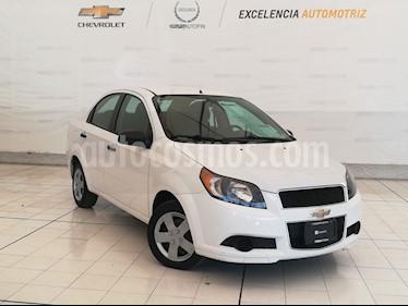 Foto venta Auto Seminuevo Chevrolet Aveo LS (2014) color Blanco precio $110,000