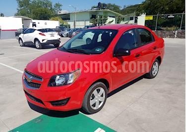 Foto venta Auto Seminuevo Chevrolet Aveo LS (2017) color Rojo Victoria precio $149,000