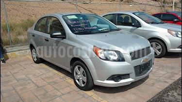 Foto venta Auto Seminuevo Chevrolet Aveo LS (2015) color Plata Brillante precio $99,000