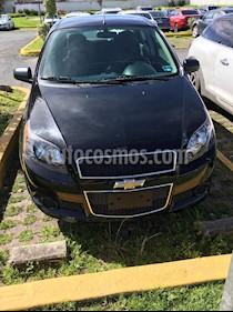 Foto venta Auto usado Chevrolet Aveo LS (2017) color Negro precio $125,000