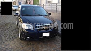 Foto venta Auto Usado Chevrolet Aveo LT Aut (2010) color Azul Imperial precio $140.000