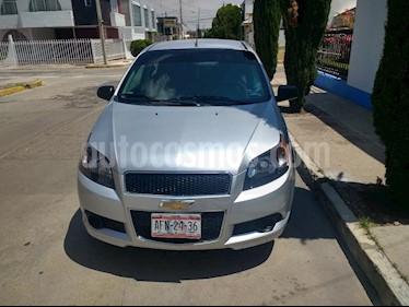 Foto venta Auto Seminuevo Chevrolet Aveo LT Bolsas de Aire y ABS (Nuevo) (2016) color Plata precio $138,000