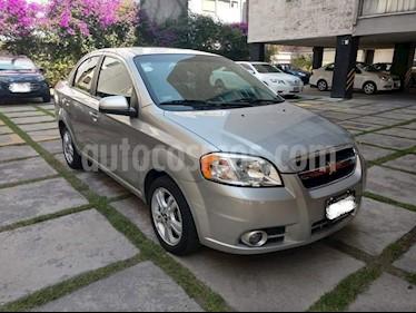 Foto venta Auto Usado Chevrolet Aveo LT Bolsas de Aire y ABS Aut (Nuevo) (2009) color Plata precio $80,000