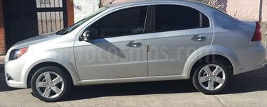 Foto venta Auto usado Chevrolet Aveo LT (2016) color Plata Brillante precio $141,000