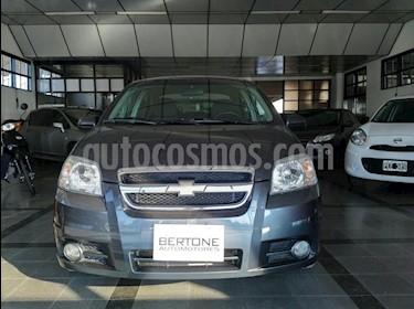 Foto venta Auto Usado Chevrolet Aveo LT (2010) color Azul