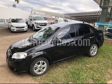 Foto venta Auto Usado Chevrolet Aveo LT (2011) color Negro precio $140.000