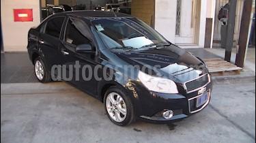Foto venta Auto Usado Chevrolet Aveo LT (2012) color Negro precio $189.900