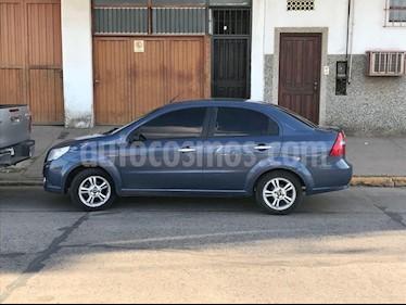 Foto venta Auto Usado Chevrolet Aveo LT (2012) color Azul precio $194.000