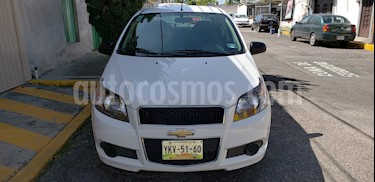 Foto venta Auto Seminuevo Chevrolet Aveo LT (2016) color Blanco precio $127,000