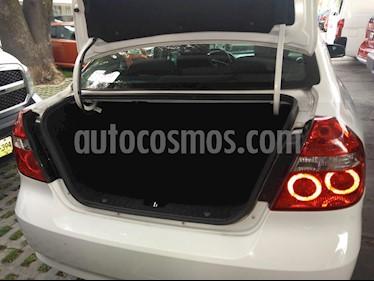 Foto venta Auto Usado Chevrolet Aveo LTZ Aut (2016) color Blanco precio $129,000
