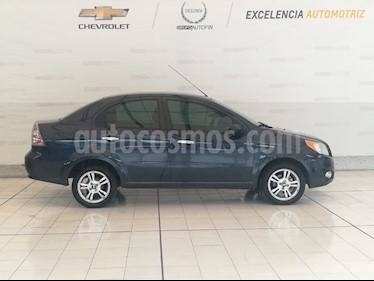 Foto venta Auto Seminuevo Chevrolet Aveo LTZ Bolsas de Aire y ABS Aut (Nuevo) (2018) color Azul Metalico