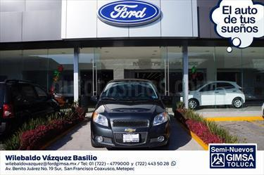 foto Chevrolet Aveo LTZ L4/1.6 Man