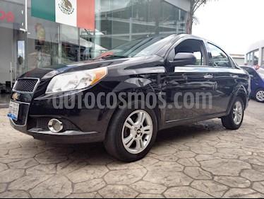 Foto venta Auto Usado Chevrolet Aveo LTZ L4/1.6 Man (2016) color Negro precio $145,000