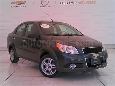 foto Chevrolet Aveo LTZ