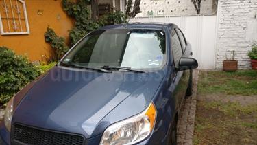 Foto Chevrolet Aveo LTZ usado (2012) color Azul precio $89,000