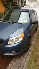 Foto venta Auto usado Chevrolet Aveo LTZ (2012) color Azul precio $89,000