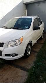 Foto venta Auto usado Chevrolet Aveo LTZ (2012) color Blanco precio $84,700