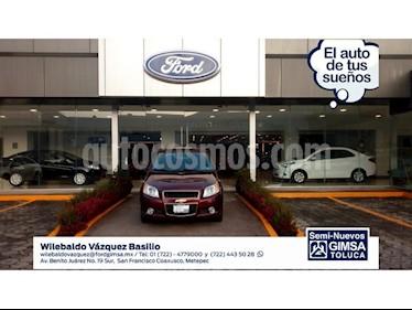 Foto venta Auto Usado Chevrolet Aveo LTZ (2016) color Rojo precio $135,000