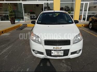 Foto venta Auto usado Chevrolet Aveo LTZ (2012) color Blanco precio $115,000
