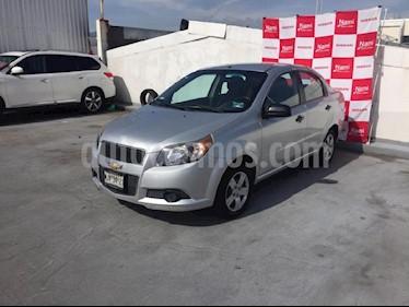 Foto venta Auto Seminuevo Chevrolet Aveo Paq A (2012) color Plata precio $105,000