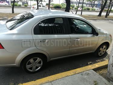 Foto venta Auto usado Chevrolet Aveo Paq B (2015) color Plata Blade precio $115,000