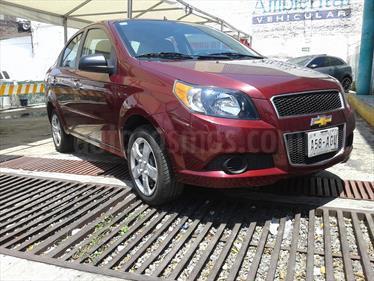 Foto Chevrolet Aveo Paq B