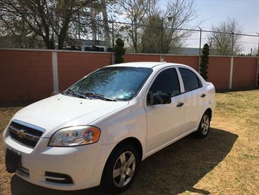Foto venta Auto usado Chevrolet Aveo Paq C (2011) color Blanco Arena precio $87,000