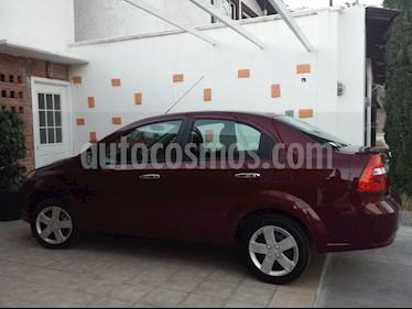 Foto venta Auto usado Chevrolet Aveo Paq C (2016) color Rojo Merlot precio $155,000