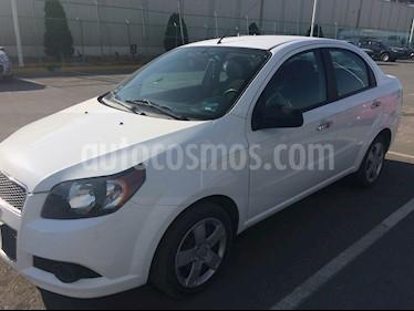 Foto venta Auto usado Chevrolet Aveo Paq C (2014) color Blanco precio $121,500
