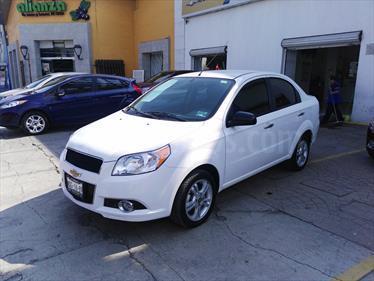 foto Chevrolet Aveo Paq D