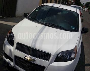Foto venta Auto usado Chevrolet Aveo Paq D (2013) color Blanco precio $82,500