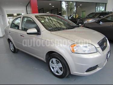 Foto venta Auto Seminuevo Chevrolet Aveo Paq E (2011) color Dorado precio $119,000