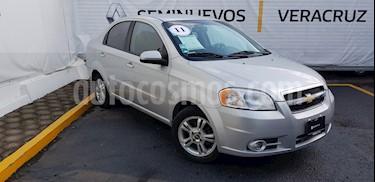 Foto venta Auto Seminuevo Chevrolet Aveo Paq E (2011) color Plata Brillante precio $87,000