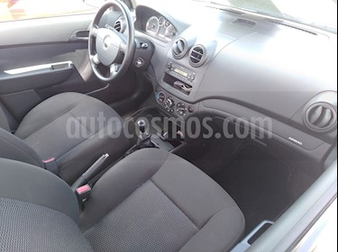 Foto venta Auto usado Chevrolet Aveo Paq F (2015) color Blanco precio $118,000