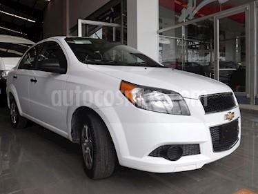 Foto venta Auto Seminuevo Chevrolet Aveo Paq G (2016) color Blanco precio $135,000